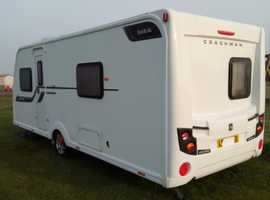 Coachman touring 4berth caravan