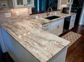 Granite kitchen worktops For Redesign Kitchen Interior and Surface - Astrum Granite