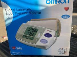 Omron Digital Blood Pressure Monitor