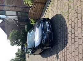 Audi A3, 2009 (09) Black Convertible, Manual Diesel, 74,400 miles