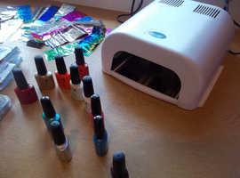 Nail art products