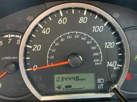 Mitsubishi Mirage, 2013 (13) Green Hatchback, Manual Petrol, 35,000 miles