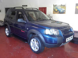 Land Rover Freelander, 2004 (54) Manual Diesel, 130k
