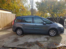 Citroen C4, 2008 (57) Grey MPV, Manual Diesel, 101,900 miles