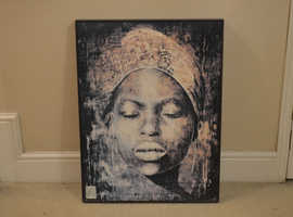 African Woman Picture