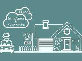 Estate Agency & Conveyancing - £1,450