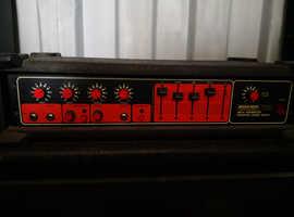 Vintage HH 412 Bass Cab 150w Custom sound head