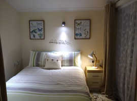 En-Suite Double Room, New Decor £95 pw