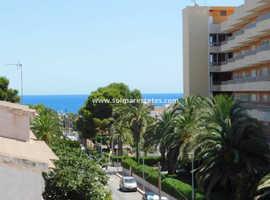 Reduced Costa Blanca 3 bed 2 Bath Beachside Apartment in Secure Gated Building - Punta Prima