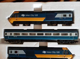 Hornby inter City train