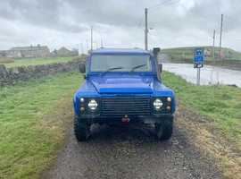Cummins Land Rover Defender 100