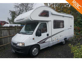 2006 Swift Sundance 590RL = 6 month RAC warranty