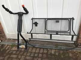 LAND ROVER BIKE CARRIER