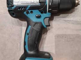 Makita cordless drill/ driver & cordless impact driver.