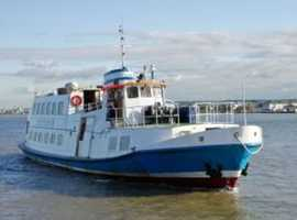 Passenger Vessel for Conversion - Princess Pocahontas