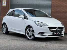 2016 Vauxhall Corsa 1.4i ecoFLEX SRi VX Line Very Low Mileage Example, in the Best Colour