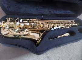 Trevor James Tenor Saxophone in excellent used condition
