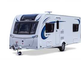 DUE IN 2020 Compass Capiro 574 4 BERTH