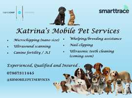 Katrina's Mobile pet services