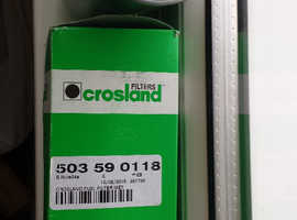 CROSLAND F30218 FUEL FILTER FOR FORD MONDEO MK3 (I WILL CHECK IF IT FITS YOUR CAR)