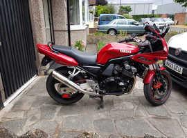 Yamaha Fazer FZS 600cc