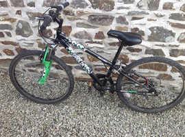 "24"" Apollo Gridlock Junior Mountain Bike"