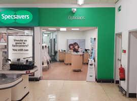 Specsavers Opticians in Sainsbury's Cobham