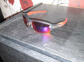 X2 Oakley sunglasses paid alot mint condition collection only