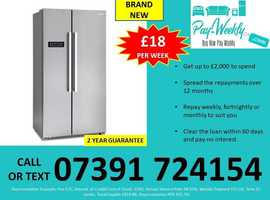 PAY WEEKLY FRIDGE FOR SALE