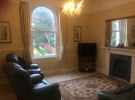 Double Room in large Victorian Flat Share