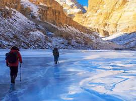 Get 5 percent discount on Chadar Trek In Zanskar 2019