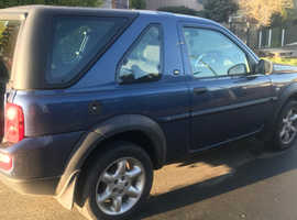 Land Rover Freelander, 2004 (54) Blue Estate, Manual Petrol, 73,220 miles
