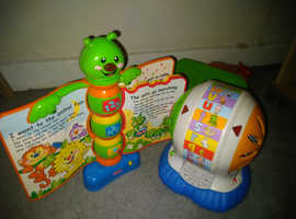 Educational music toys