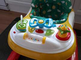 Brand new never used Baby walker