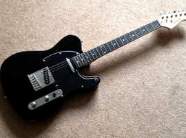 Telecaster type electric guitar AS NEW