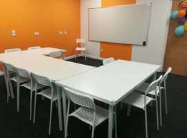 Meeting/training room hire