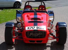 KIT CAR......HAYNE ROADSTER, 2014 (14) 7,500 miles