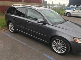 Volvo S40/V50 SERIES, 2008 (08) Grey Estate, Manual Diesel, 137,902 miles