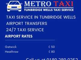 Metro Taxi Tunbridge Wells |
