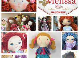 Handmade Dolls by Melissa Melo Handmade