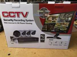 HOME SECURITY CCTV
