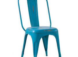 Blue Dining Chair For Sale | ChicParadisLux