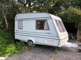 Caravan, 2 Berth Very good price.