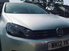 Volkswagen Golf, 2012 (12) Silver Hatchback, Manual Diesel, 97,000 miles