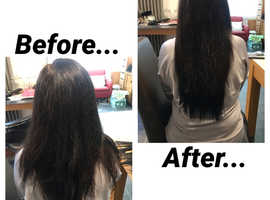 Hair Extensions and Hairdressing