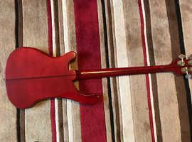 1978 Rickenbacker 4001 bass very collectible