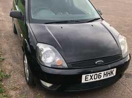Ford FIESTA ZETEC, 2006 (06), Manual Petrol, 152,000 miles