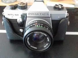 Praktica  camera get it quick before it goes