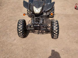 250cc quality quad