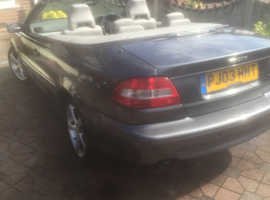 Volvo 70 SERIES, 2003 (03) Grey Convertible, Manual Petrol, 130,000 miles